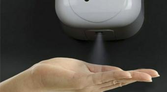 Beckmak Desinfectante de manos sin alcohol